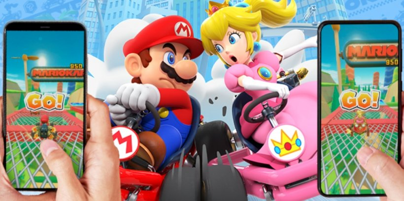 Mario Kart Tour's multiplayer mode opens to all players on March 8th