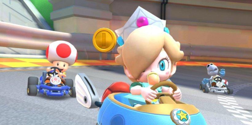 Mario Kart Tour's Baby Rosalina Tour begins next week