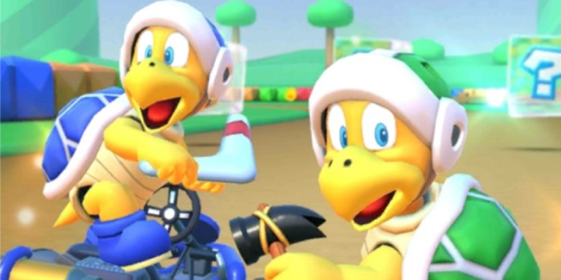 Mario Kart Tour kicks off the Hammer Bro Tour today, bringing a host of new racing challenges to beat