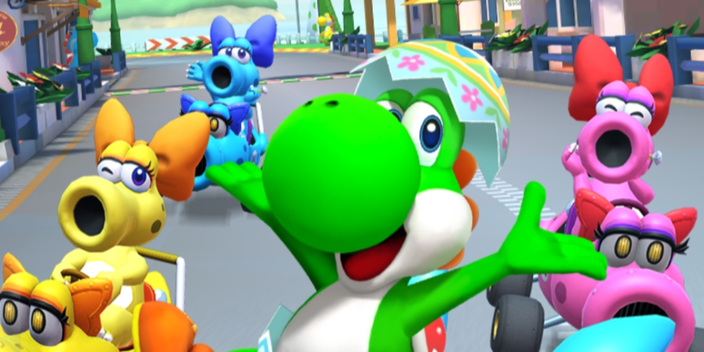 Mario Kart Tour's Yoshi Tour begins today, bringing a host of races and challenges to beat