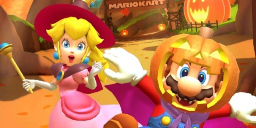 Mario Kart Tour celebrates the spooky season with the start of the Halloween Tour