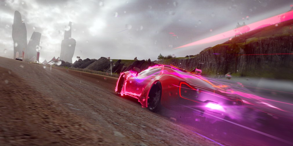 Asphalt 9: Legends, Gameloft's arcade racing megahit, speeds its way onto Mac