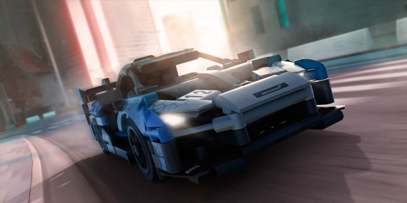 Asphalt 9: Legends digitizes the LEGO Technic McLaren Senna GTR with an in-game race that'll give away actual LEGO sets