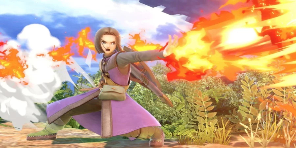 The release date for Super Smash Bros. Ultimate's latest character has leaked