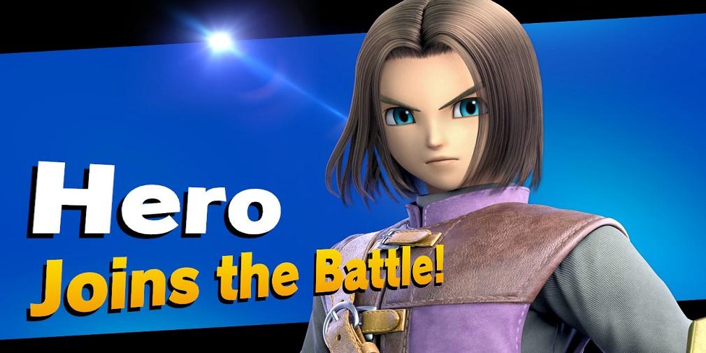 Super Smash Bros  Ultimate tips, cheats - Hero move