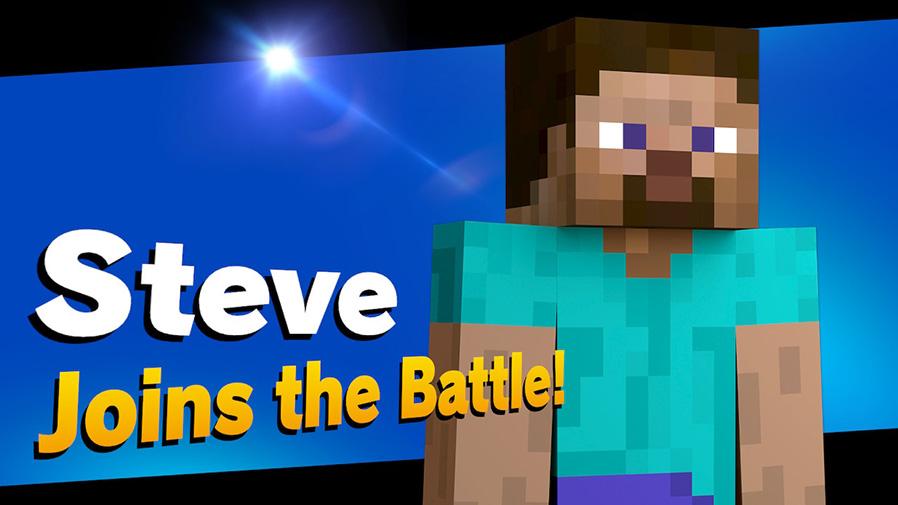 Full Minecraft Steve move breakdown and strategies guide for Super Smash Bros. Ultimate