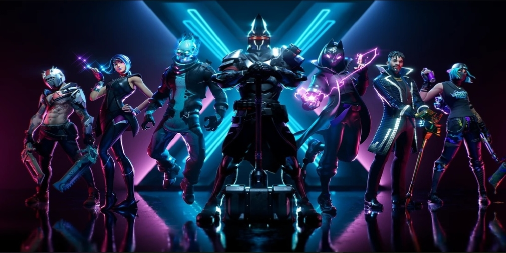 Fortnite Season X brings back Dusty Depot and a brand new mech