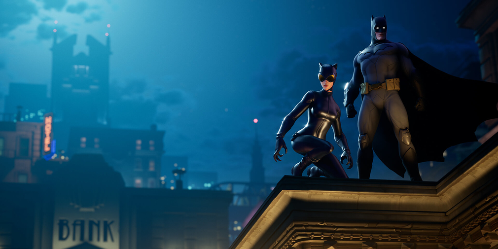 Batman swoops into Fortnite to celebrate the 80th anniversary of the Caped Crusader