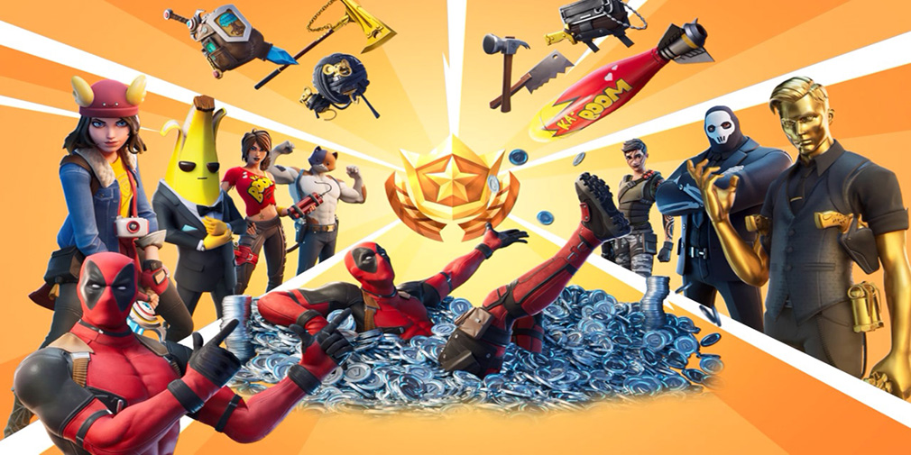 Everything in Fortnite Chapter 2 Season 2's Battle Pass