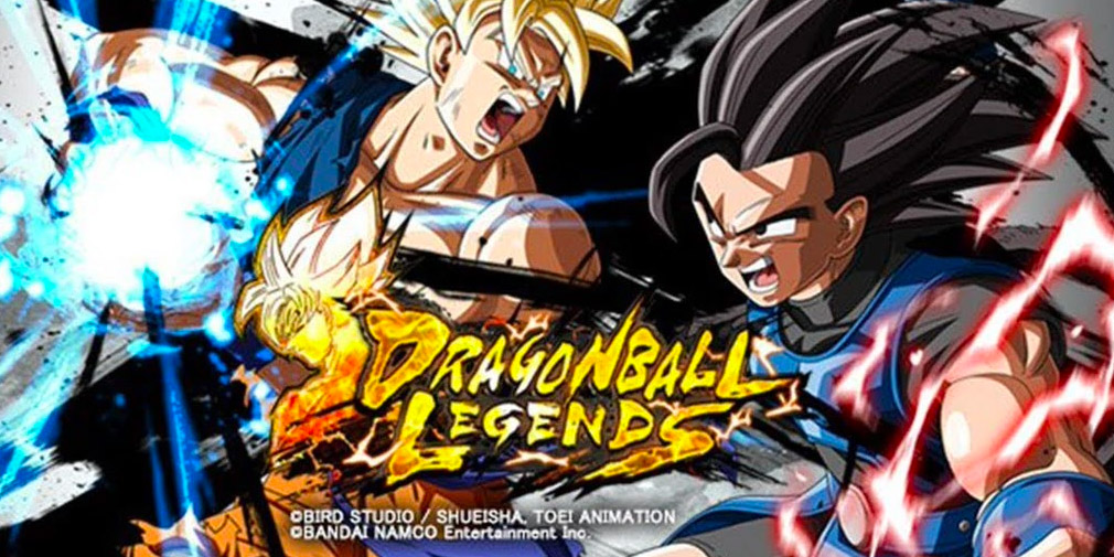 Test de Dragon Ball Legends
