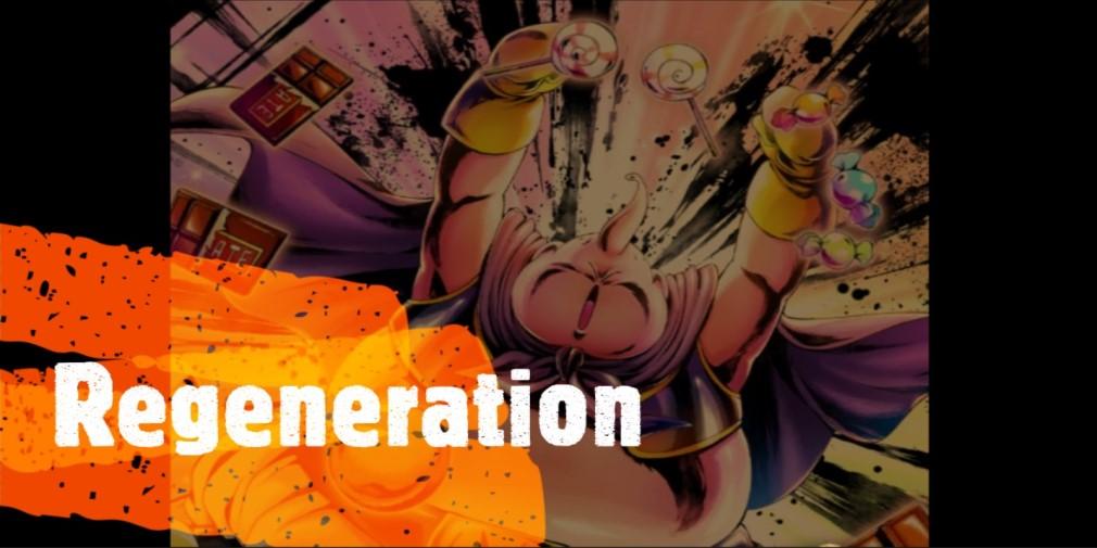 Dragon Ball Legends regeneration team