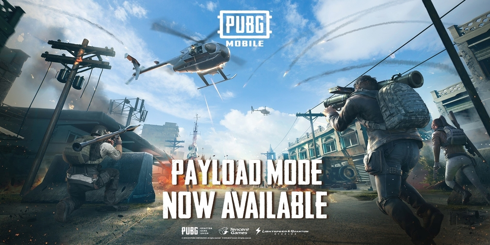 PUBG Mobile's new Payload Mode arrives today alongside a Walking Dead Skin