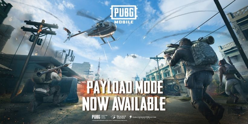 PUBG Mobile's new Payload Mode arrives today alongside a Walking Dead Skin