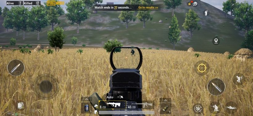 PUBG Mobile: Three things to do in the Training Facility
