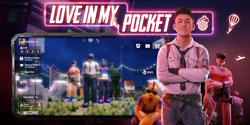 PUBG Mobile's latest musical collaboration is with rapper Rich Brian