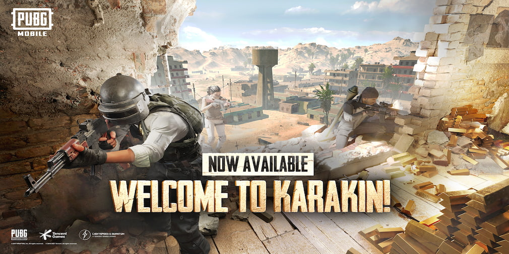 PUBG Mobile launches a brand new map called Karakin | Articles | Pocket Gamer