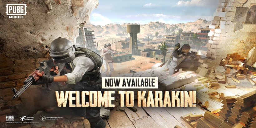 PUBG Mobile launches a brand new map called Karakin