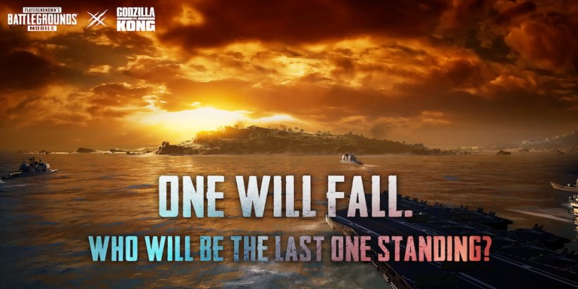 PUBG Mobile's version 1.4 update introduces Godzilla, Kong and Mechagodzilla along with other content