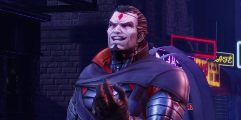 Marvel Strike Force adds Mr. Sinister and Stryfe to its ever-growing roster of heroes and villains
