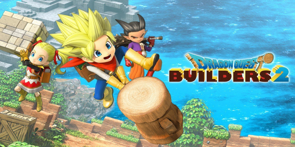 Dragon Quest Builders 2 review -