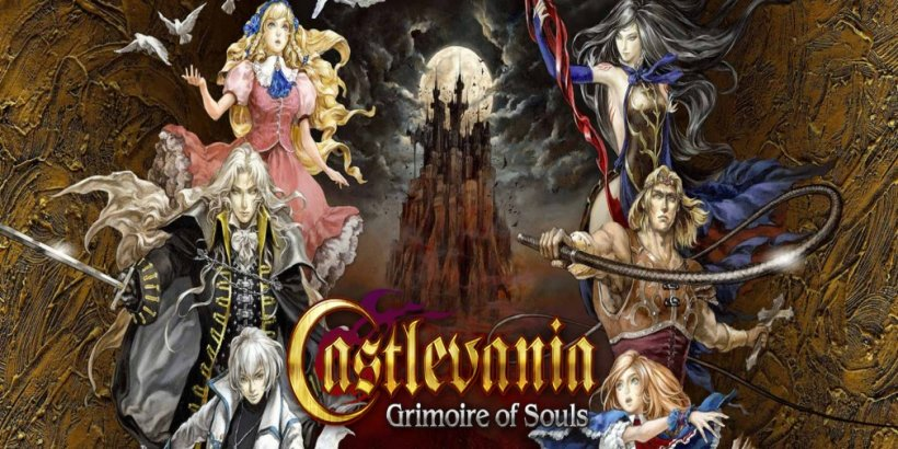 Castlevania: Grimoire of Souls is coming soon to Apple Arcade