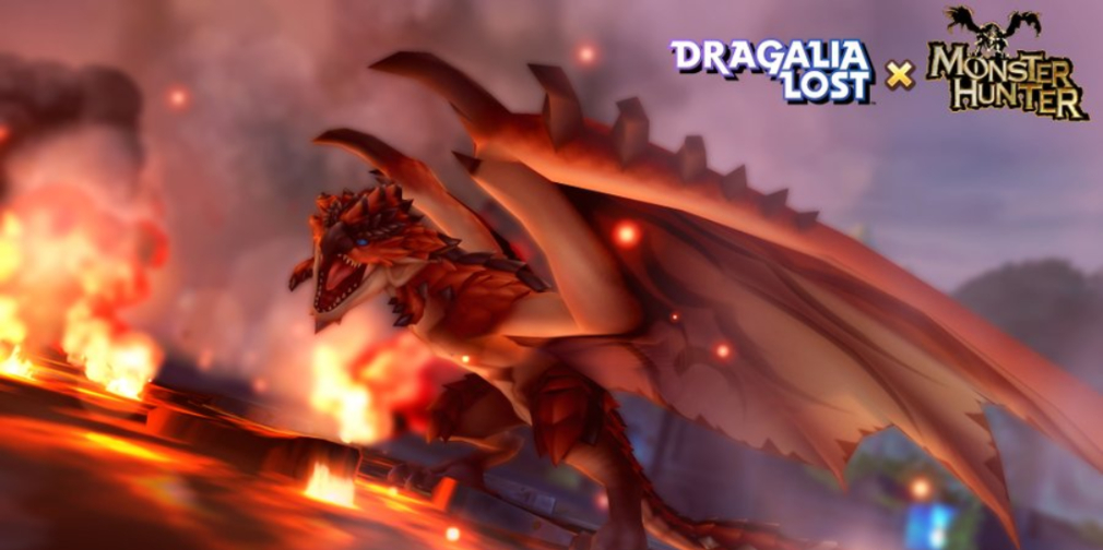 Dragalia Lost's 'Monster Hunter Primal Crisis' crossover event is now live for iOS and Android