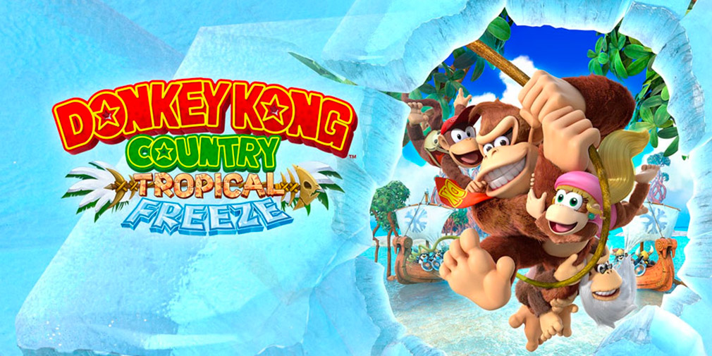 Donkey Kong Country: Tropical Freeze icon