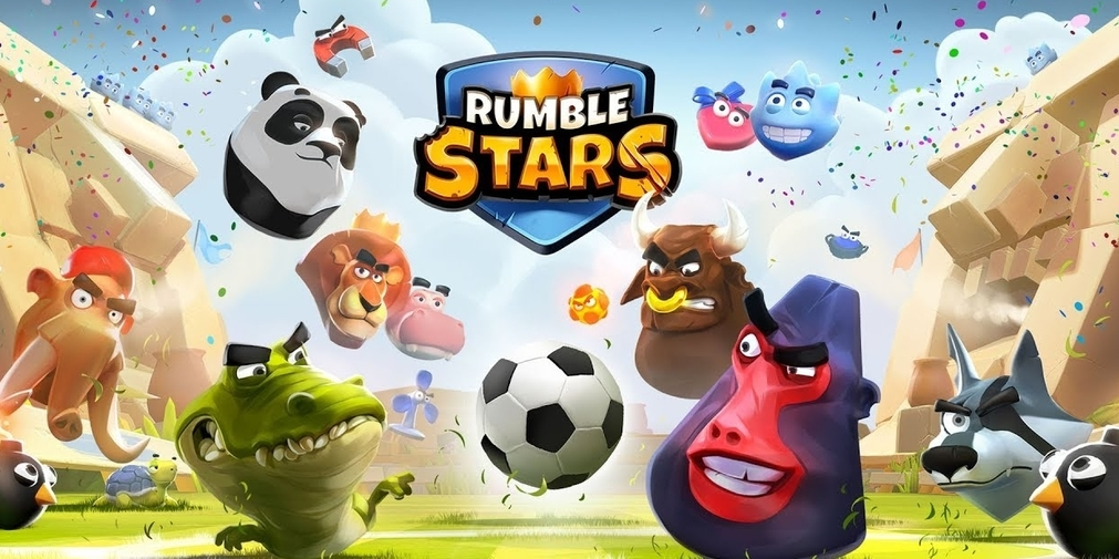 Rumble Stars' latest update video showcases new balls, bug fixes and an upcoming Valentine's event