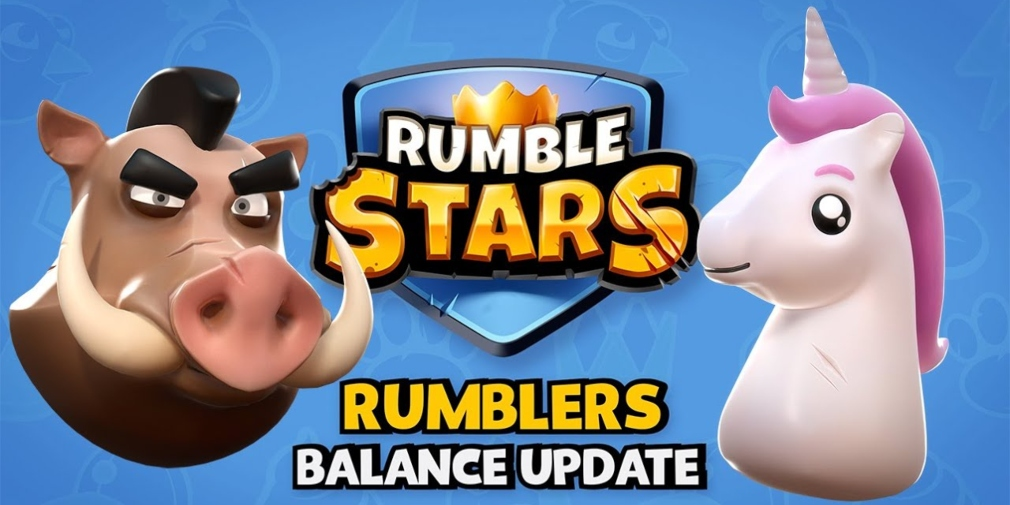 Rumble Stars developer Frogmind Studios has unveiled the Mighty Mole Rumbler alongside a host of balance changes