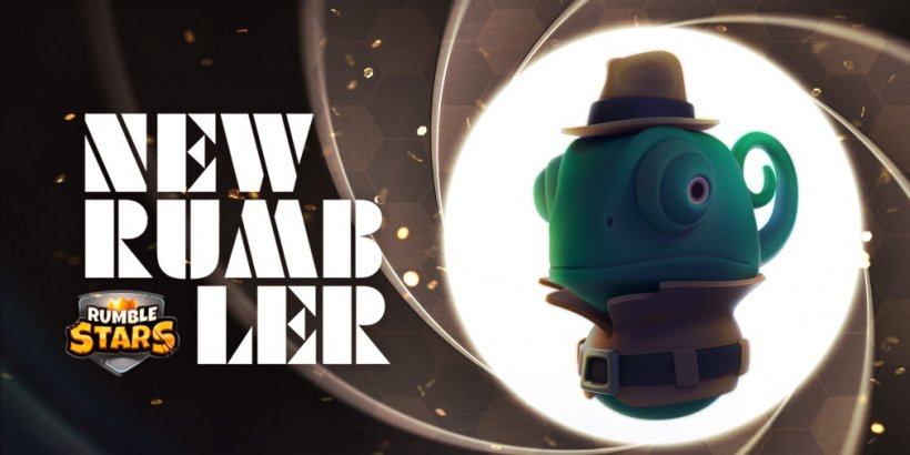 Rumble Stars' upcoming update will introduce the Spy Chameleon to its ever-growing roster