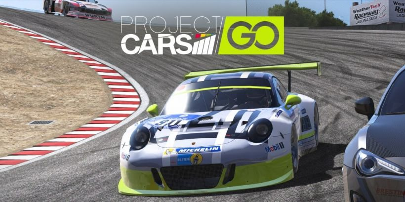 Project CARS GO's March release date has been confirmed by GAMEVIL and Slightly Mad Studios