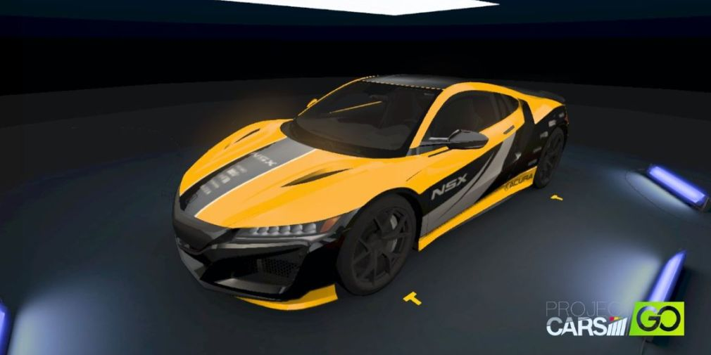 Project Cars GO - Tier 3
