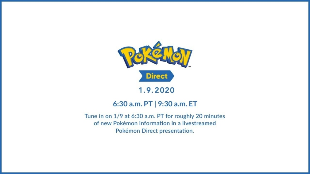 [Updated] Here's where to watch Nintendo's Pokemon Direct - Pokemon Home, Pokemon Sleep and Shield/Sword details expected