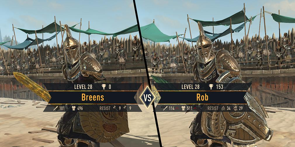 The Elder Scrolls: Blades cheats, tips - How to win in the Arena