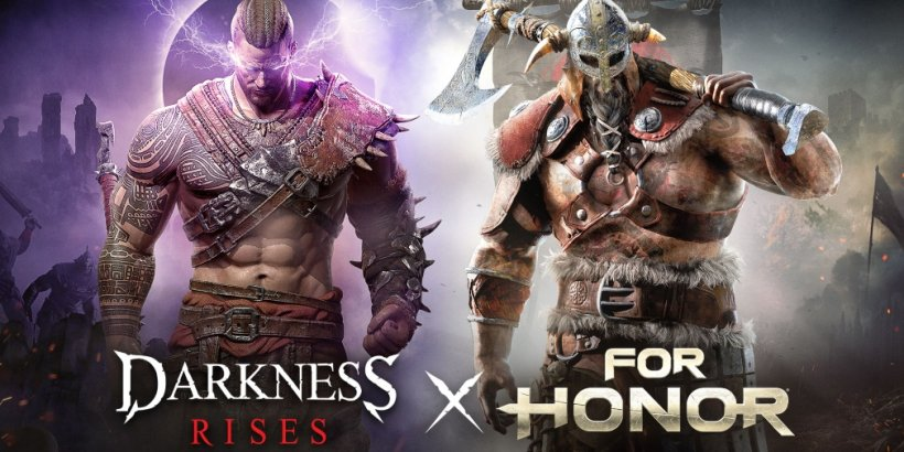 Darkness Rises and For Honor crossover event starts today