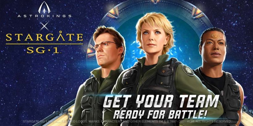 Astrokings welcomes back Stargate characters and ships in special collaboration event