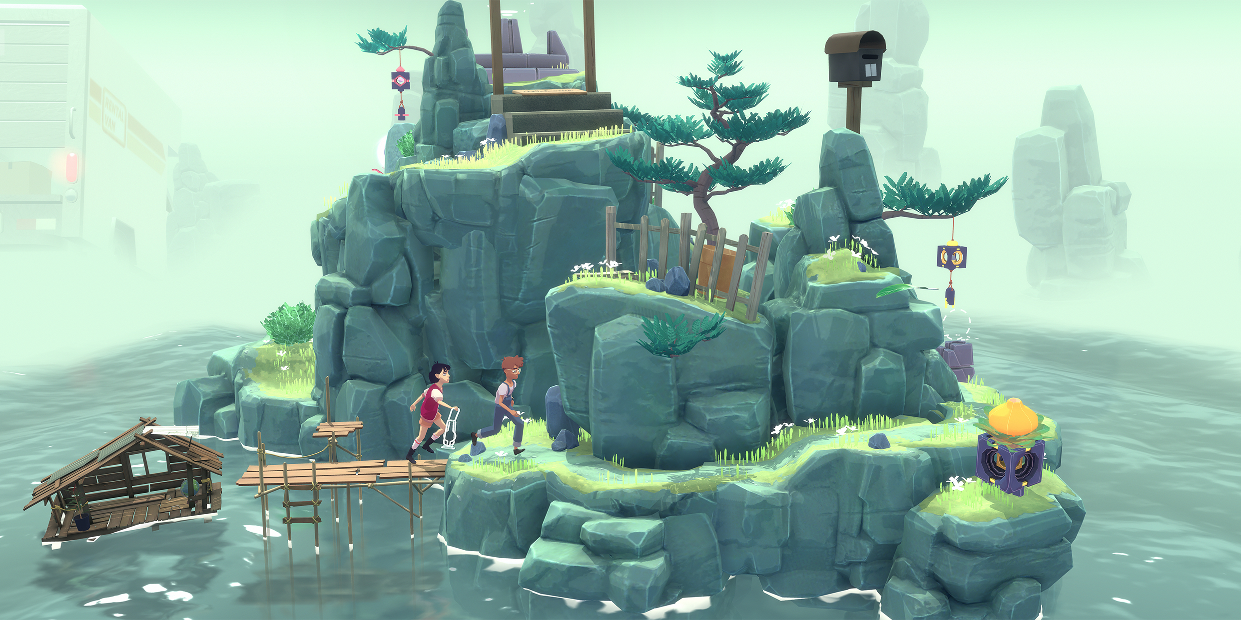 The Gardens Between is a breathtaking mobile puzzler available now in open beta for Android