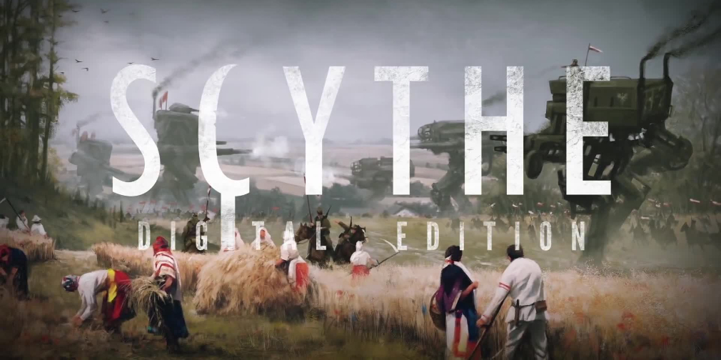 Scythe: Digital Edition, the adaptation of the acclaimed board game, is available now for both iOS and Android