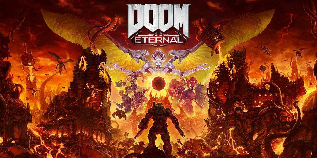 Doom Eternal delayed to March next year