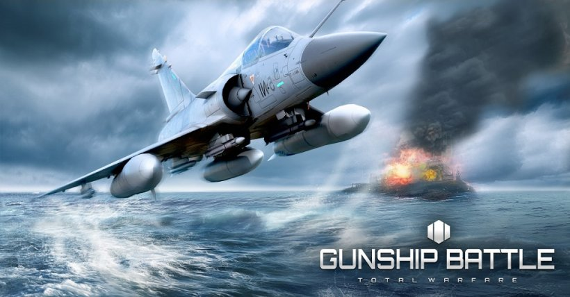 Win up to $5,000 courtesy of JOYCITY's latest Gunship Battle: Total Warfare event
