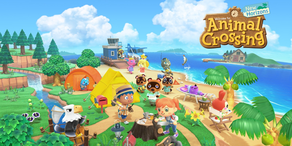 Animal Crossing: New Horizons will receive a free update on July 3rd that allows players to dive into the ocean