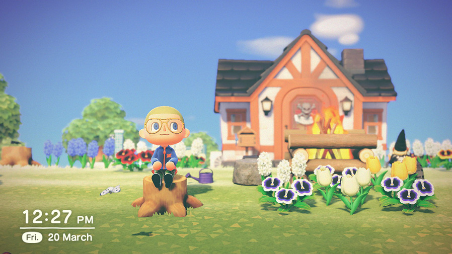 10 things to do every day in Animal Crossing: New Horizons