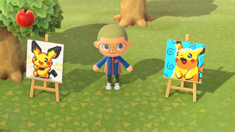 How to create your own QR codes for Animal Crossing: New Horizons