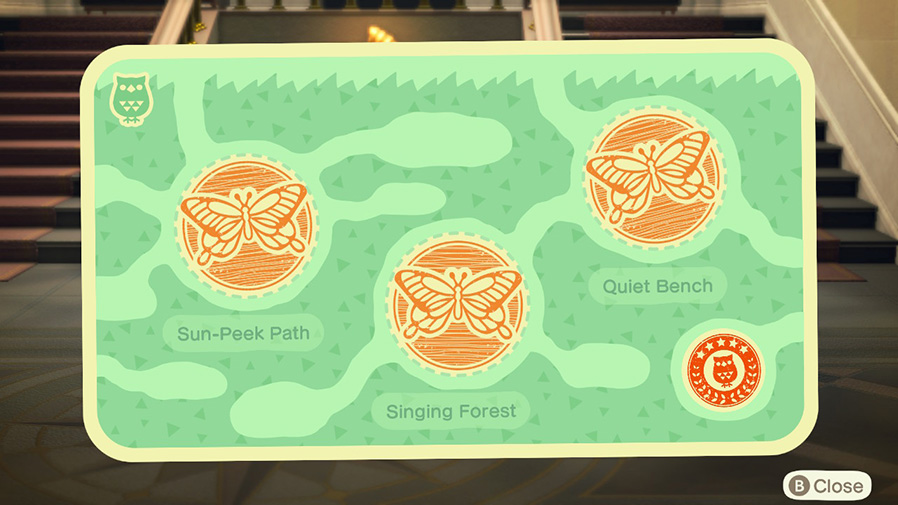 How to get all the rewards from the Stamp Rally event in Animal Crossing: New Horizons