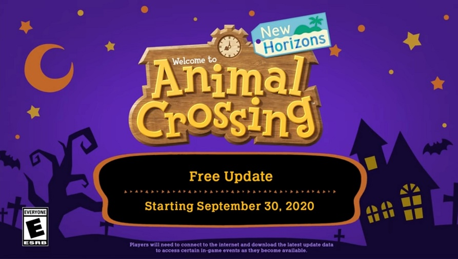 Everything you need to know about Animal Crossing's October Halloween event