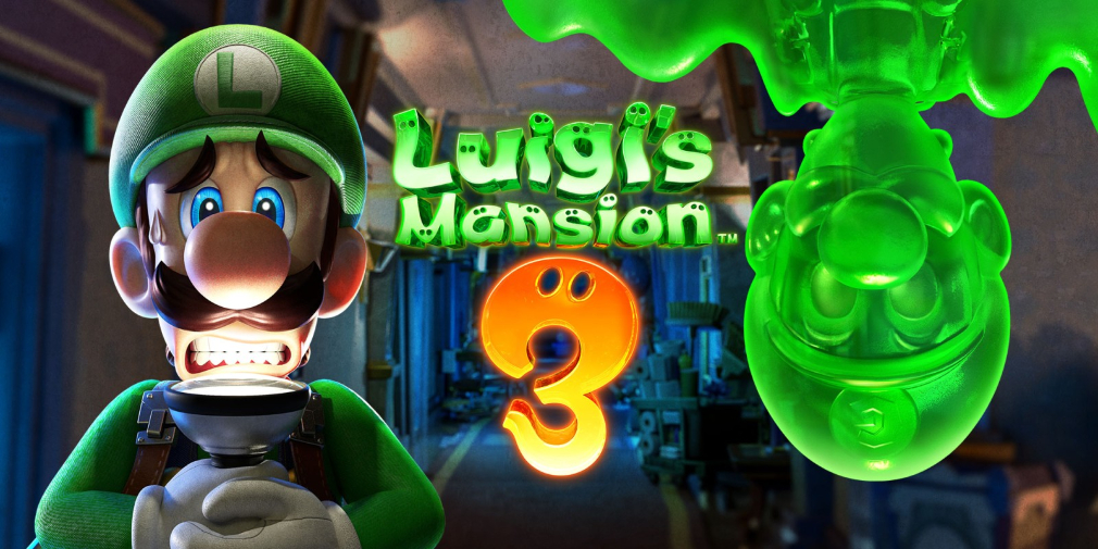 Luigi's Mansion 3 set for a spooktacular Halloween launch