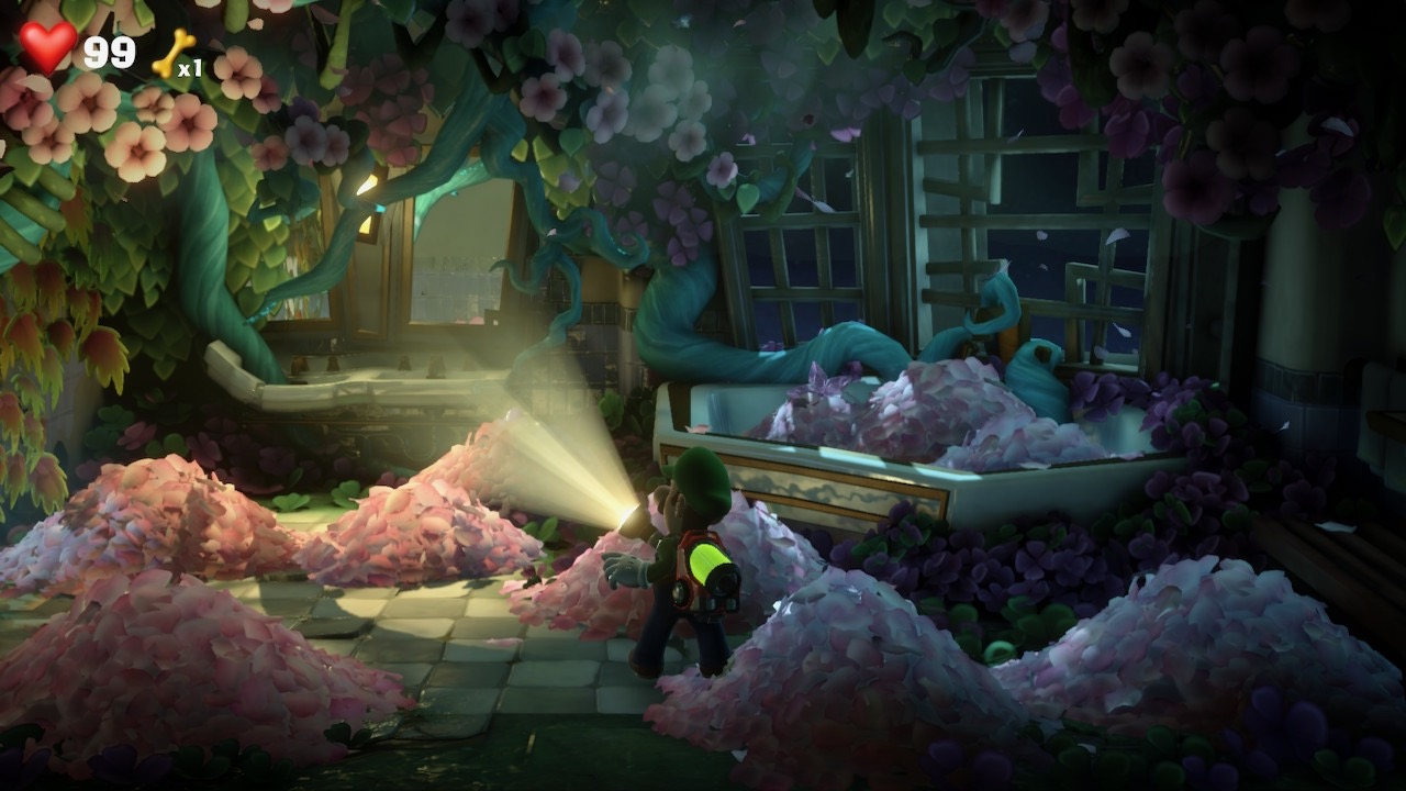 Обзор Luigi's Mansion 3 - «Пополз в лигу А»
