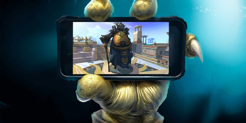 RuneScape is coming to mobile in full this summer, pre-registration available now