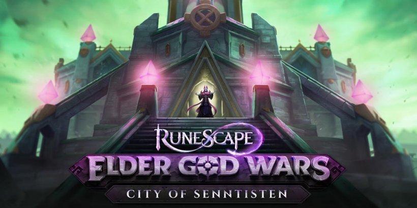 RuneScape releases massive Elder God Wars: City of Senntisten quest for full cross-platform play