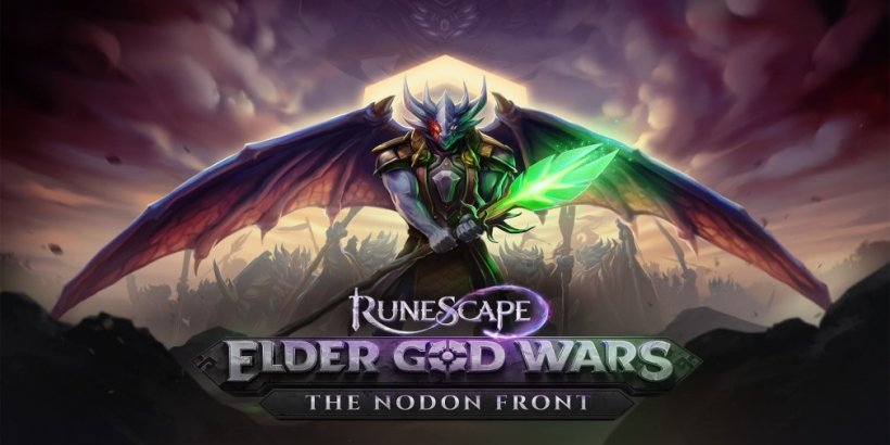 RuneScape launches The Nodon Front: A war to save Geilinor from the army of Jas